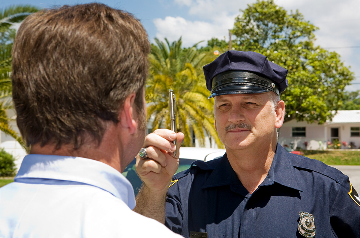 Clearwater DUI What Is-The HGN Test