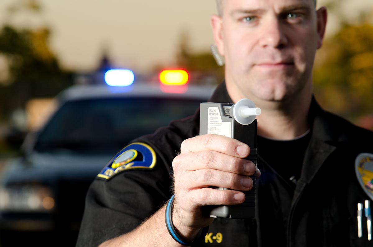 dui breath test