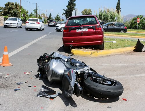 What Should I Do To Prevent A Motorcycle Accident?