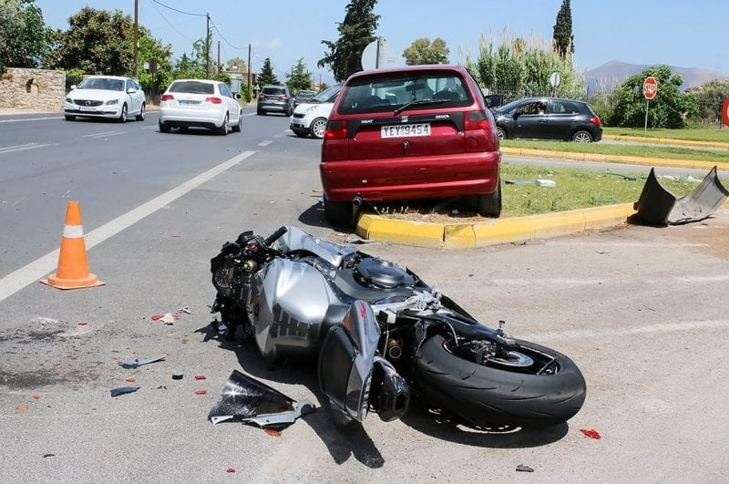 Prevent Motorcycle Accident