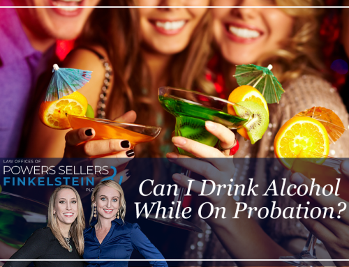 Can I Drink Alcohol While On Probation?