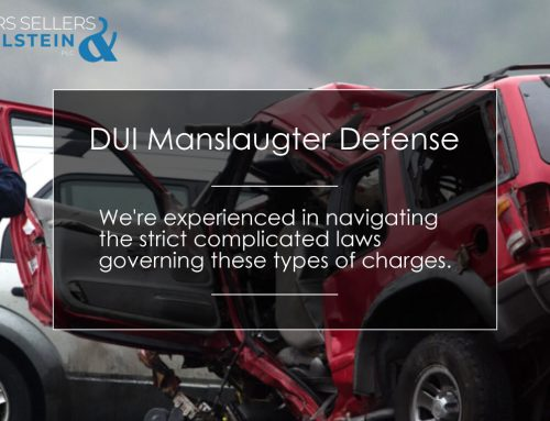 I Was Arrested for a DUI and It's been Upgraded to DUI Manslaughter