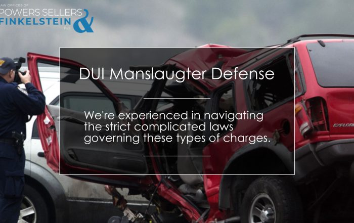 Clearwater, Tampa Leading DUI Manslaughter Attorneys